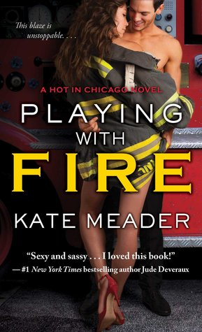 Hot in Chicago - Tome 2: Retour de Flamme de Kate Meader 25111048