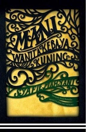 Mani:Wanita Kebaya Kuning