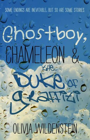 Ghostboy, Chameleon & the Duke of Graffiti