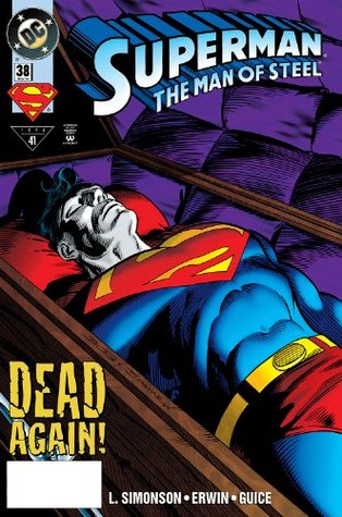 Superman: The Man of Steel (1991-2003) #38