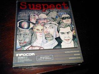 Suspect: by Infocom IBM Dos