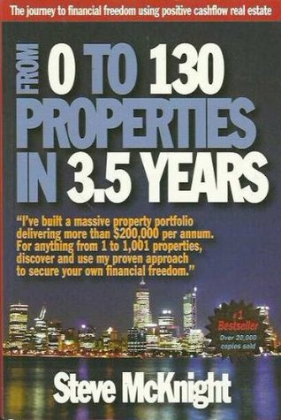 From 0 To 130 Properties In 3. 5 Years by Steve McKnight