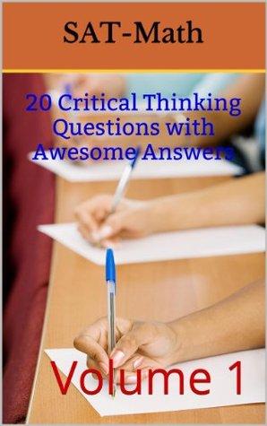 SAT Math (Critical Thinking In SAT Math Book 1)