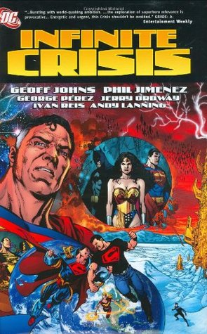 Infinite Crisis by Geoff Johns