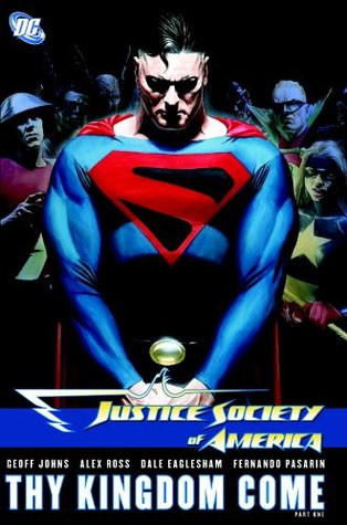 Justice Society of America, Vol. 2 by Geoff Johns
