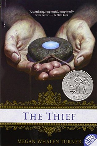 The Thief Megan Whalen Turner