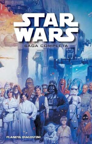 Ebook Star Wars: Saga completa. Episodios I a VI by Randy Stradley TXT!
