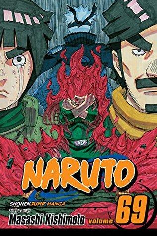 Naruto, Vol. 69: The Start of a Crimson Spring (Naruto Graphic Novel)