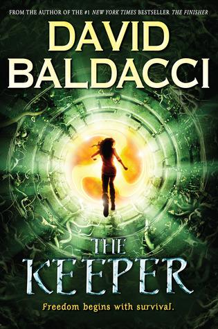 The Keeper (Vega Jane, #2)