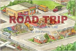 Road Trip: A Fold-Out Adventure