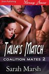 Talia's Match (Coalition Mates, #2)