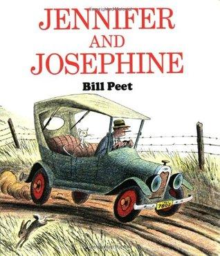 Jennifer and Josephine by Bill Peet