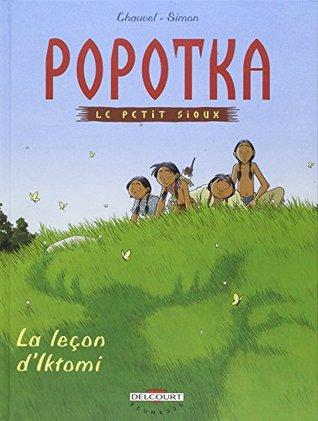 Popotka le petit sioux, Tome 1 : La leçon d'Iktomi