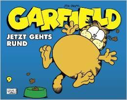 Garfield: Jetzt gehts rund (Garfield  #9)