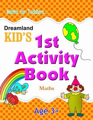 1st Activity Book - Maths (Kid's Activity Books)