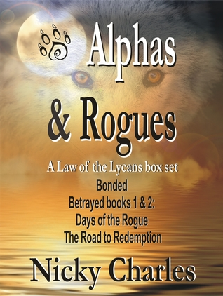 Alphas and Rogues: a Law of the Lycans box set