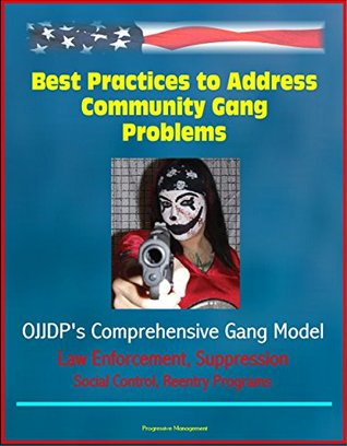 Best Practices to Address Community Gang Problems: OJJDP's Comprehensive Gang Model - Intervention Teams, Outreach Workers, Law Enforcement, Suppression, Social Control, Reentry Programs