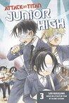 Attack on Titan: Junior High Omnibus, Vol. 3