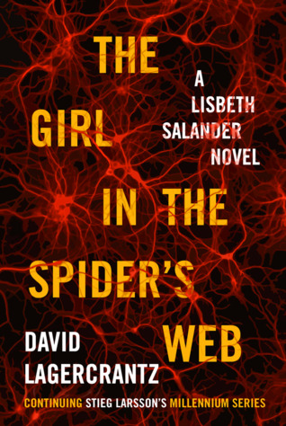 Goodreads Cover - The Girl in the Spider's Web