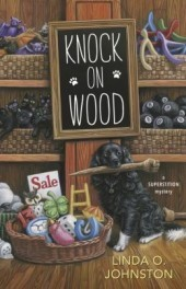 Knock on Wood (Superstition Mystery, #2)