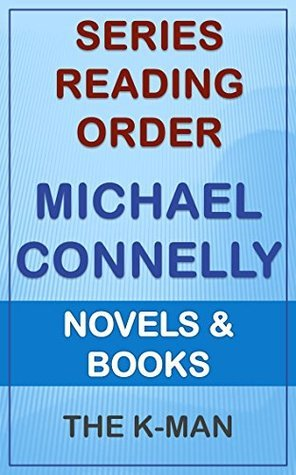 Series List - Michael Connelly - In Order: Novels and Books