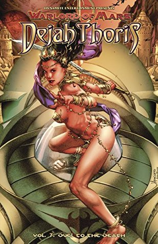 Warlord of Mars: Dejah Thoris Vol. 7: Duel to the Death (Dejah Thoris #7)