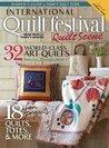 International Quilt Festival Quilt Scene 2014 - 2015