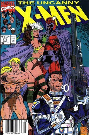 The Uncanny X-Men #274