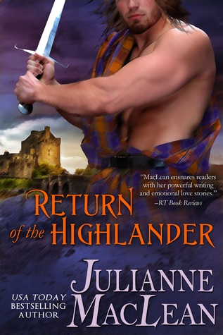 Return of the Highlander (Highlander, #4)