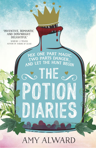 The Potion Diaries (Potion #1) – Amy Alward