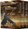 Travelers & Shifters & Fey