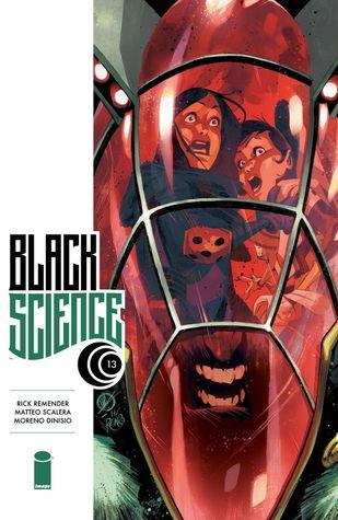 Black Science #13 (Black Science, #13)