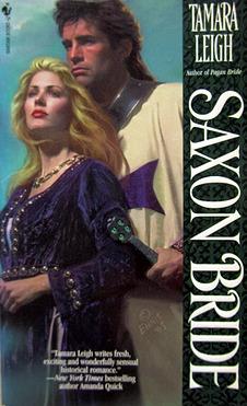 Saxon Bride (Bride #4)