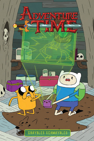 Adventure Time: Graybles Schmaybles (Adventure Time OGN, #5)