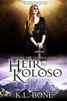 Heir to Koloso  (Rise of the Temple Gods, #2)