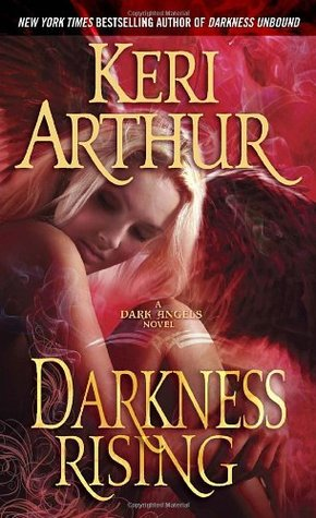 Book Review: Keri Arthur's Darkness Rising