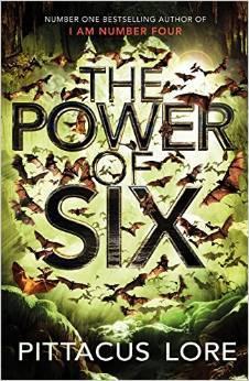 The Power of Six (Lorien Legacies, #2) Amazon Penguin