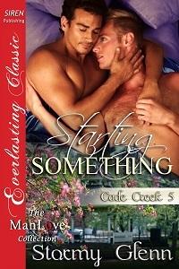 Starting Something (Cade Creek #5)
