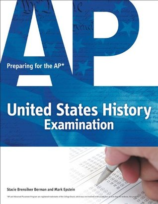 Ebook Preparing for the AP United States History Examination by Stacie Brensilver Berman DOC!