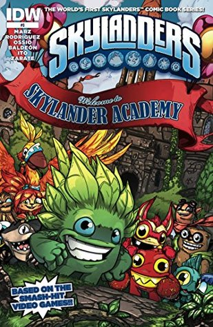 Skylanders #3 (Skylanders Graphic Novel)
