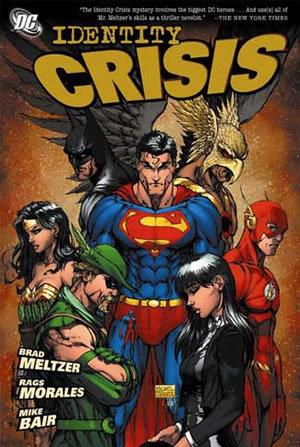 Identity Crisis(Identity Crisis 1-7)