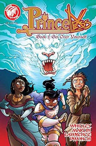 Ebook Princeless Volume 2 #4 by Jeremy Whitley read!