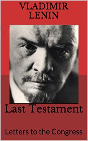 Last Testament: Letters to the Congress