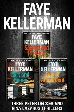 books by faye kellerman peter decker