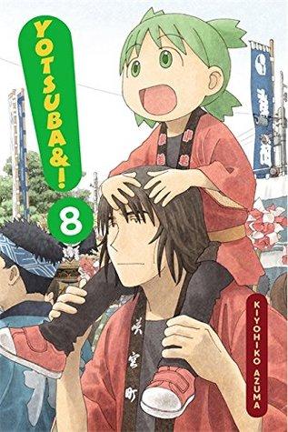 Yotsuba&!, Vol. 08 by Kiyohiko Azuma
