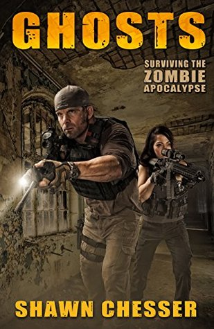 Ghosts (Surviving the Zombie Apocalypse, #8)