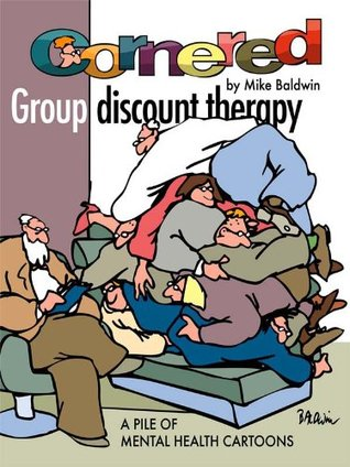 Cornered - Group Discount Therapy - A Pile of Mental Health Cartoons