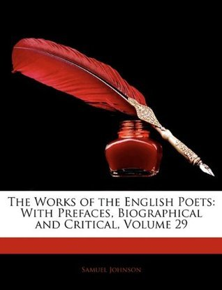 The Works of the English Poets: With Prefaces, Biographical and Critical, Volume 29