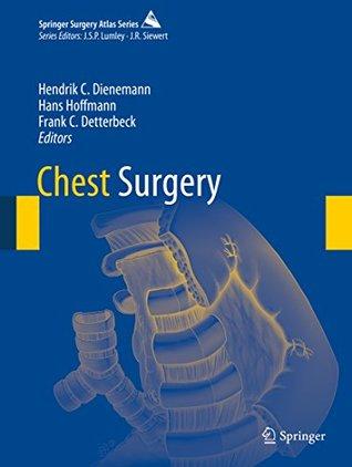 Chest Surgery (Springer Surgery Atlas Series)