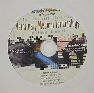 Studyware for Romich S an Illustrated Guide to Veterinary Medical Terminology, 3rd